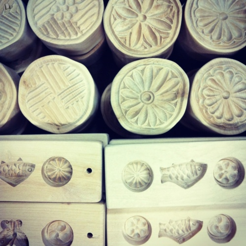 Korea-cookie-molds